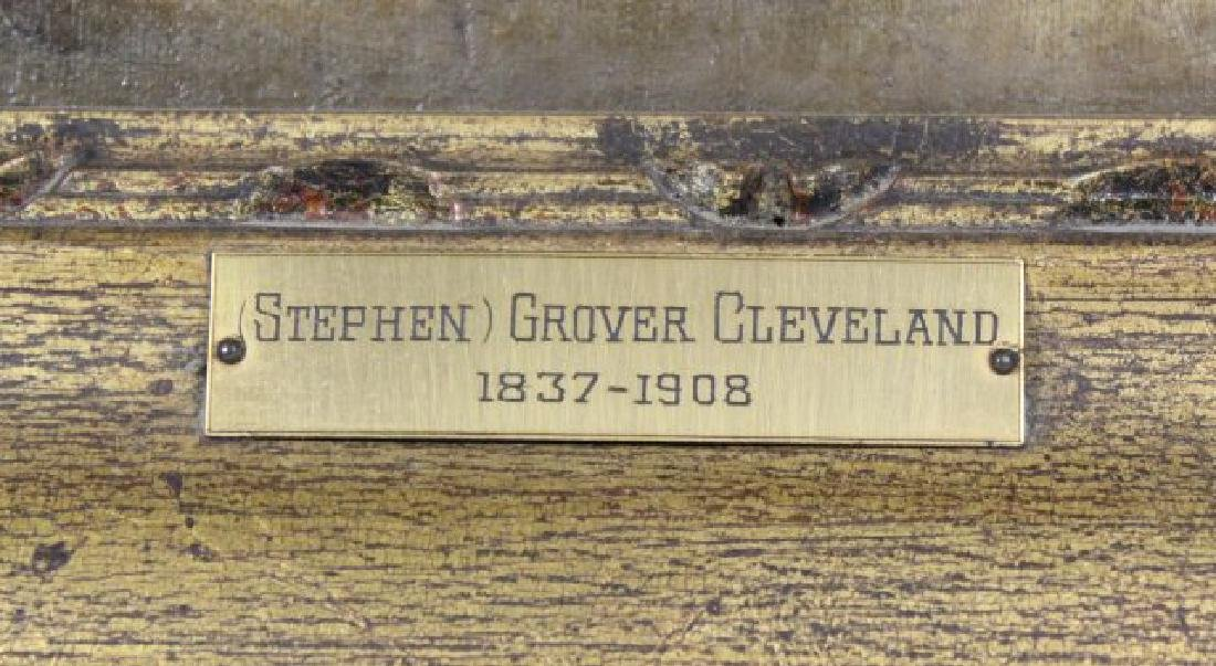 Portrait of Grover Cleveland - 4