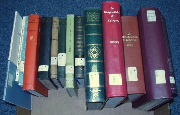 1511: Revelation Darwin RELIGION Canney Ferm Brauer
