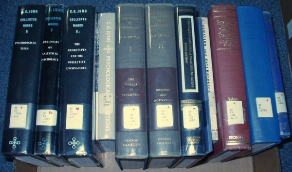 1523: Behaviorism Disorders PSYCHOLOGY Jung Levitas