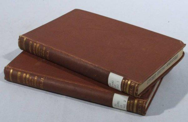 1596: 2V Schrader CUNEIFORM INSCIPTIONS OLD TEST. 1885