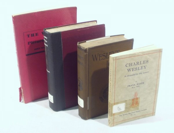 2514: 4V CHARLES WESLEY BIOGRAPHY Baker Fitchett Funsto