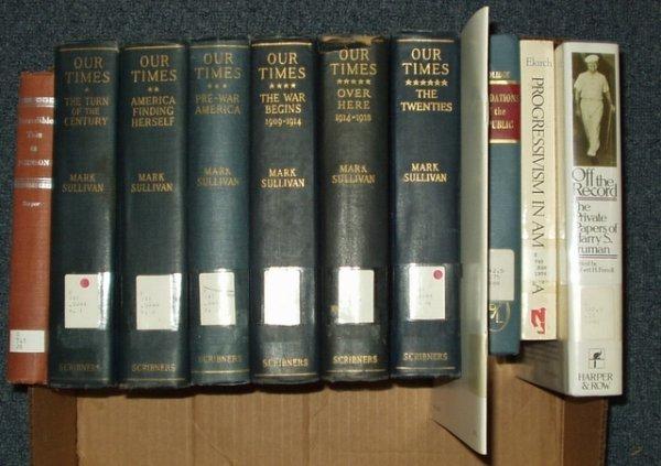 4515: Truman Coolidge US HISTORY Wold War 2 Sullivan