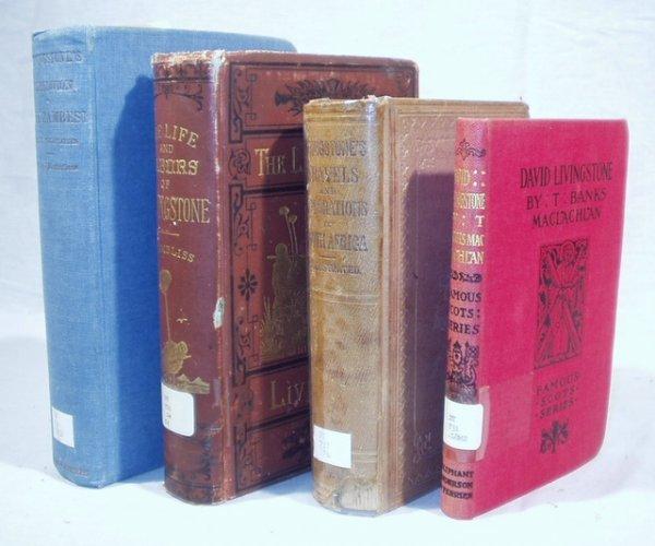 4516: 4V LIVINGSTON HISTORY Chambliss Livingston