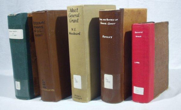 4522: 5V GENERAL ULYSSES GRANT Woodward Grant Headley