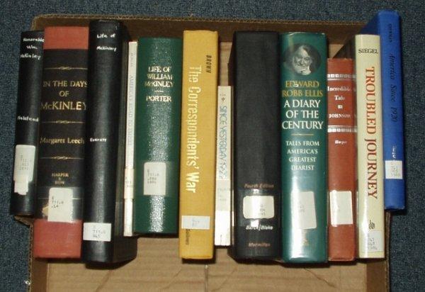 4523: McKinely Everett US HISTORY Porter Ellis Johnson