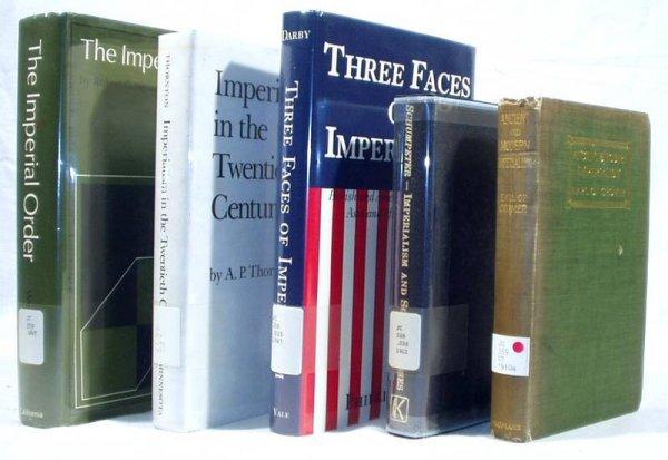 5017: 5V IMPERIALISM thornton Darby Schumpeter Cromer