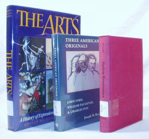 6021: 3V AMERICAN ART/CULTURE HISTORY Huggins Tamplin