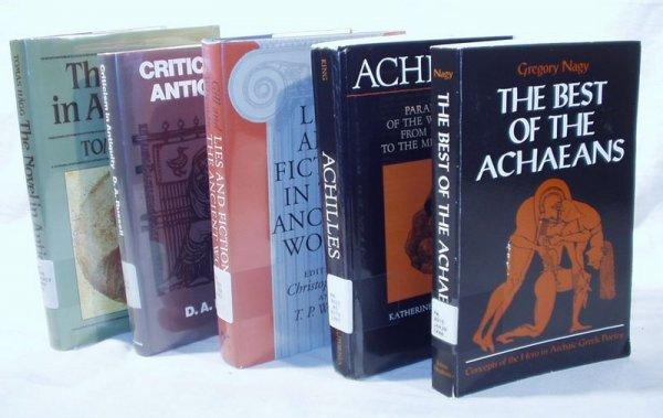 6505: 5V ANCIENT LITERATURE & CRITICISM Nagy Wiseman