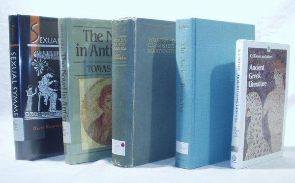 6510: 5V ANCIENT LITERATURE Sturgeon Hagg Knostan Dover