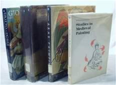 6772: 4V PAINTING HISTORY Arab Medieval Renaissance