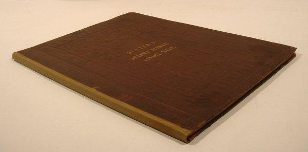 3002: Hunter OTTAWA SCENERY CANADA WEST 1855 1st Print