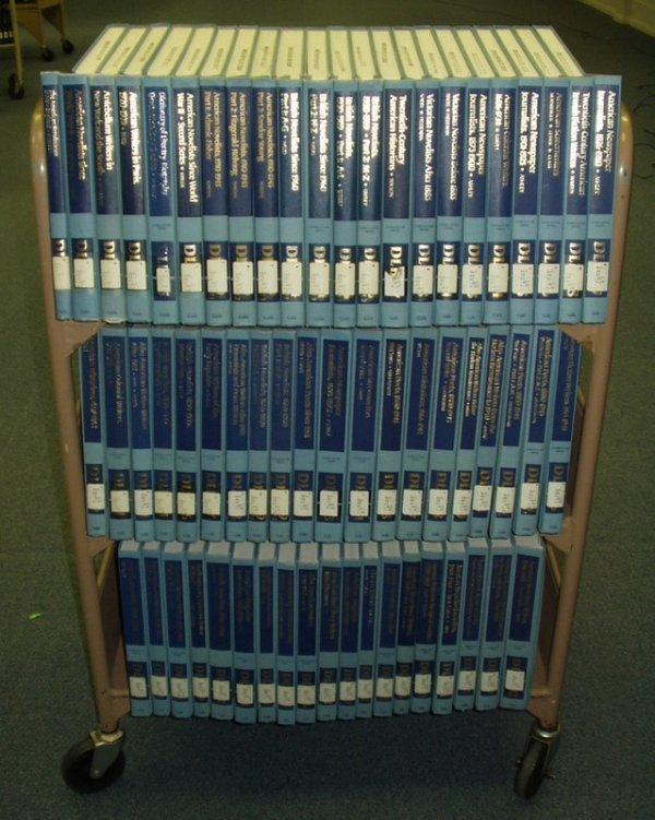 7012: 121V DICTIONARY LITERARY BIOGRAPHY Gale 1978-1991