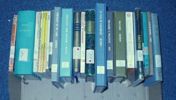 8005: Seibert Redman FRENCH LITERATURE Voltaire
