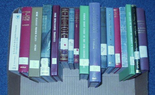 8015: Peyre Swenson FRENCH LITERATURE Poetry Nicolette
