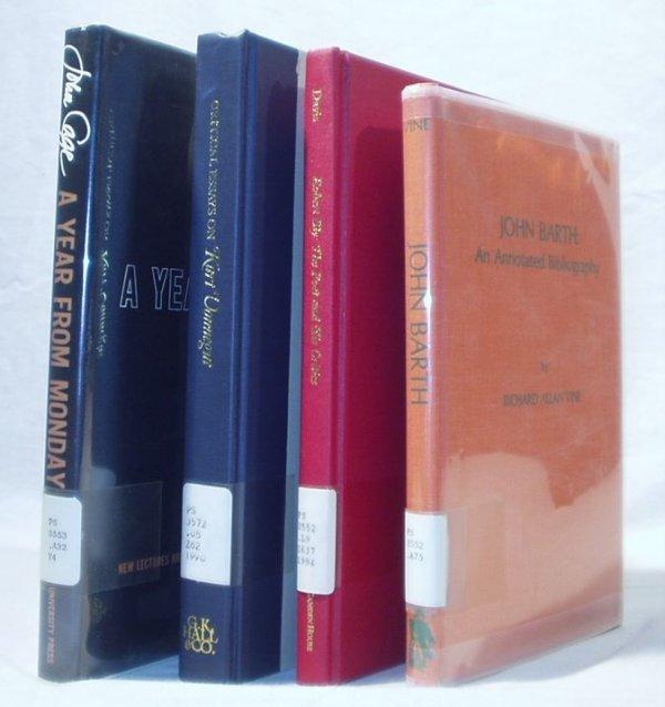 8517: 4V AMERICAN LITERATURE CRITICISM Cage Davis Vine