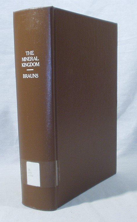 8813: Brauns MINERAL KINGDOM 1912 Chromo-lithos Gems Cr