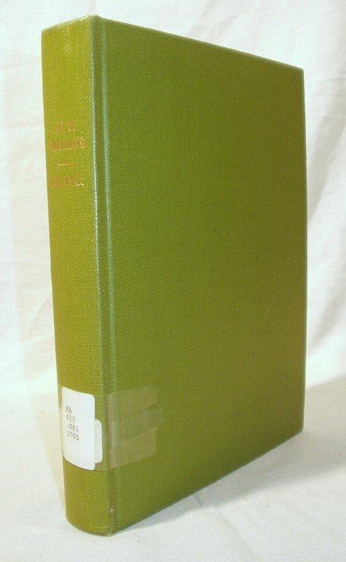 9002: Greenhill ART OF EMBALMING 1705 1st Ed Egyptology