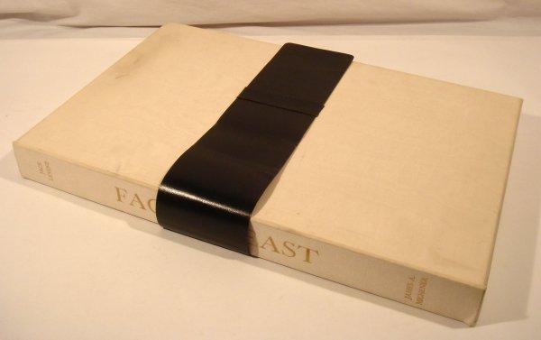 4016: 2V Folio - Michener Levine FACING EAST Ltd SIGNED