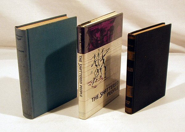 6016: 3V First Editions MYSTERY Mindless Citizens