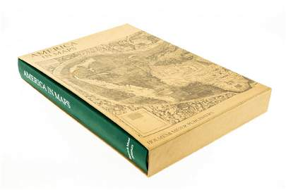 Egon Klemp AMERICA IN MAPS DATING FROM 1500 TO 1856