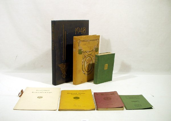 2070: 7V Coast Guard ACADEMIA YEARBOOKS Michigan Florid