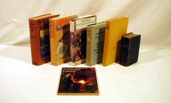 2112: 7V Folktales Castles SCOTLAND Piper Dictionary