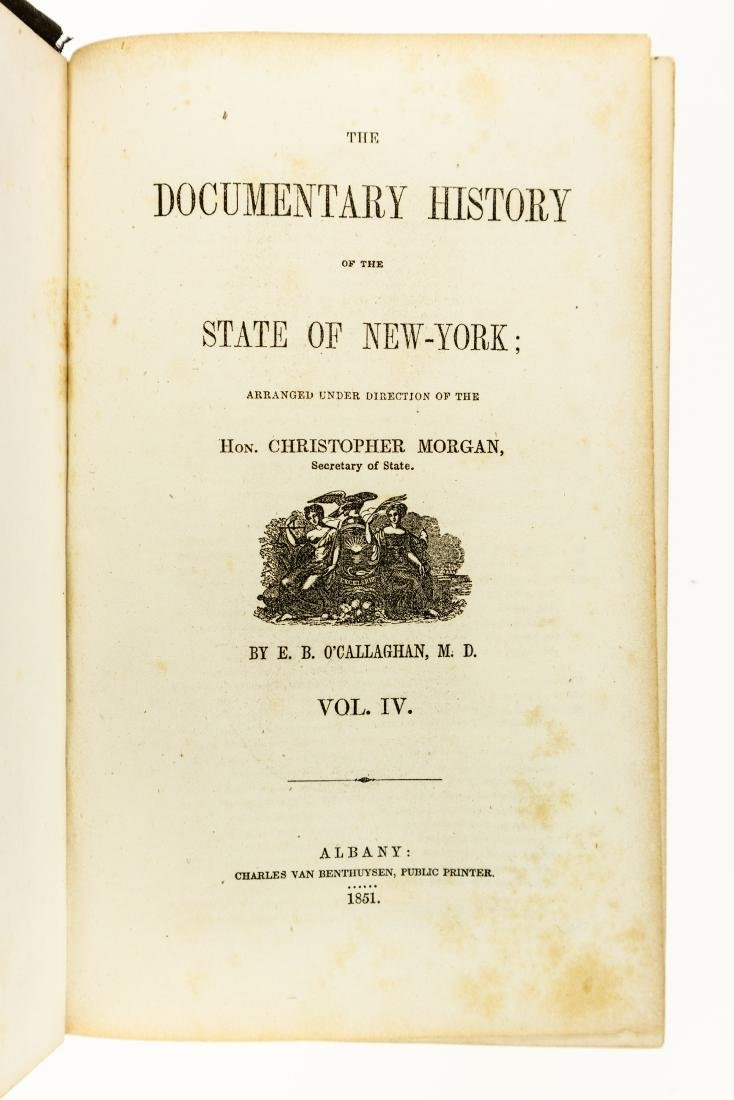 3V Collectible History ANTIQUE HISTORY OF NEW YORK - 8