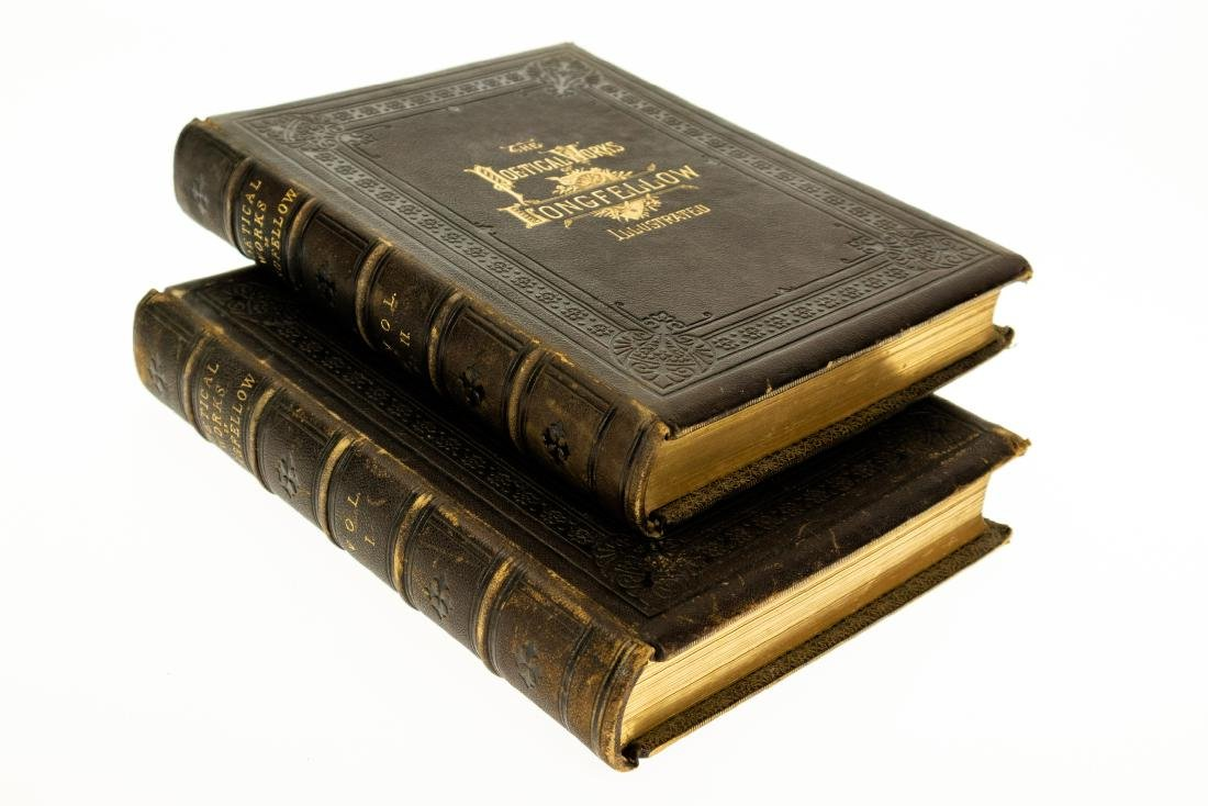 2V Henry Wadsworth Longfellow THE POETICAL WORKS OF