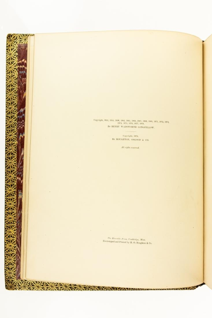 2V Henry Wadsworth Longfellow THE POETICAL WORKS OF - 3
