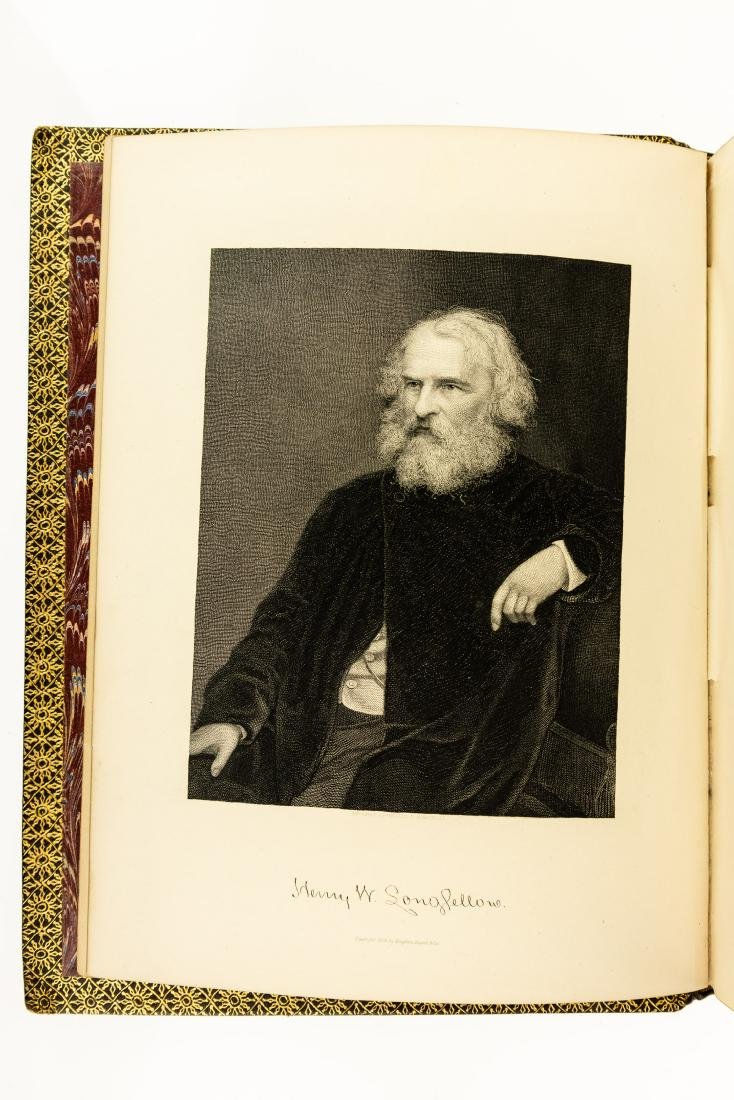 2V Henry Wadsworth Longfellow THE POETICAL WORKS OF - 4