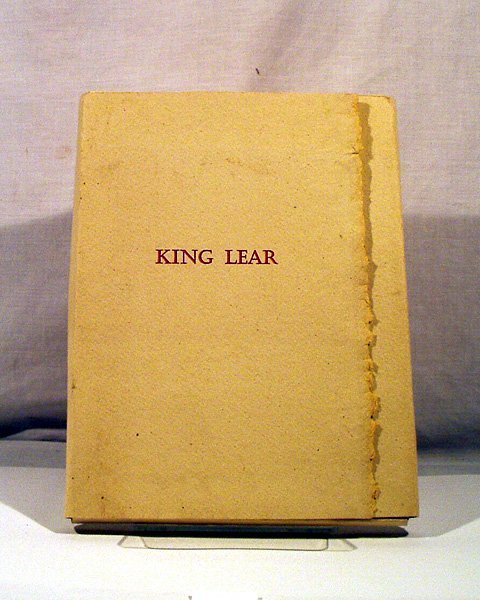 3008: Shakespeare KING LEAR 1973 Ltd Ed Etchings SIGNED