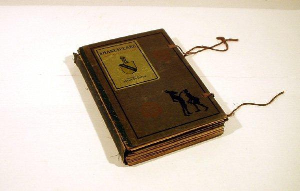 3017: Eaton SHAKESPEARE RARE PRINT COLLECTION 1900