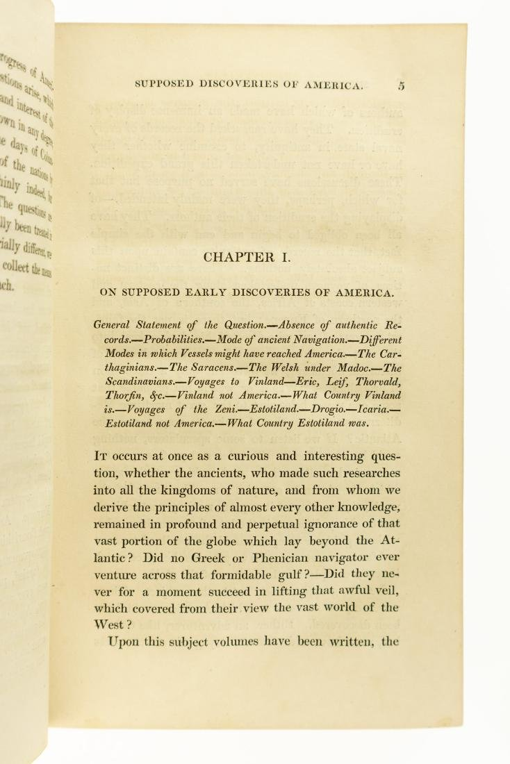 2V Hugh Murray HISTORICAL ACCOUNT OF DISCOVERIES AND - 10
