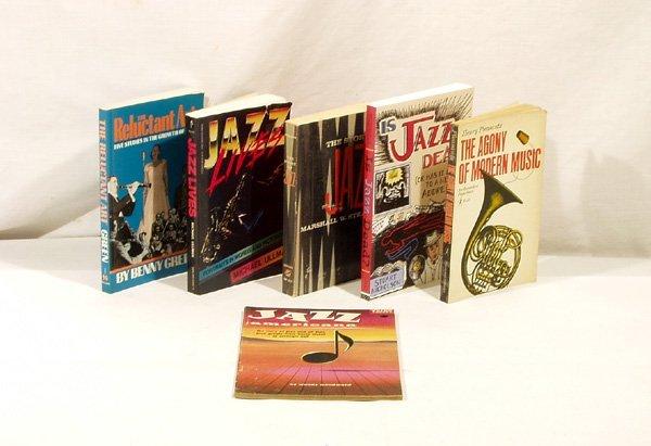 4014: 6V Jazz ESSAYS Americana Modern Music Art Portrai