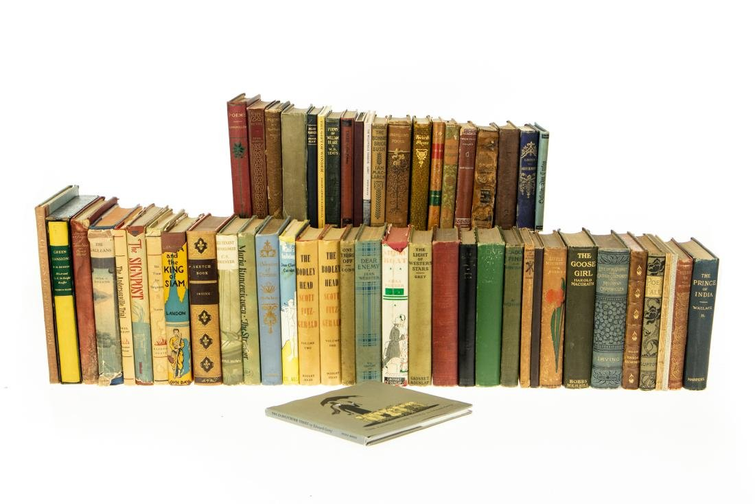 COLLECTIBLE LITERATURE AND POETRY Vintage and Antique