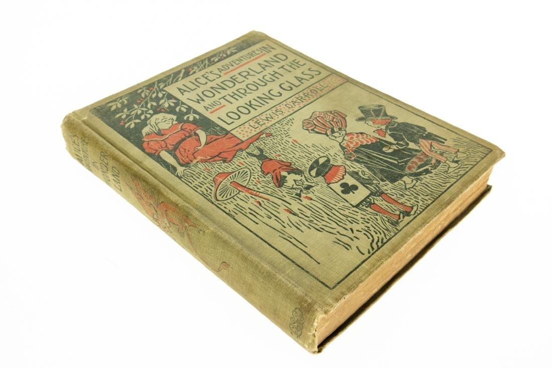 Lewis Carroll ALICES ADVENTURES IN WONDERLAND 1898