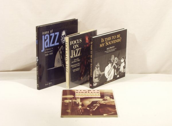 4770: 4V Focus JAZZ PHOTOGRAPHY Icons Birdland Souvenir