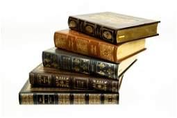 5V Decorative Classic Literature EASTON PRESS