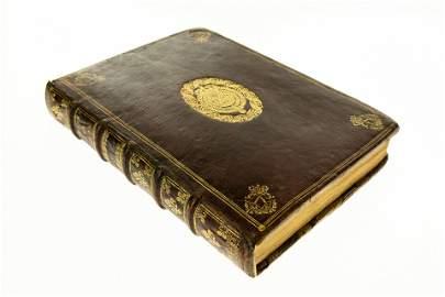 c1680 Turkish Manuscript ‐ Francois Petis de la