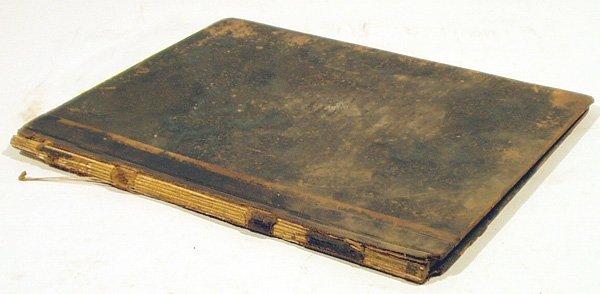 8001: Rare Handwritten MINING REPORTS 1850s NE PA Coal