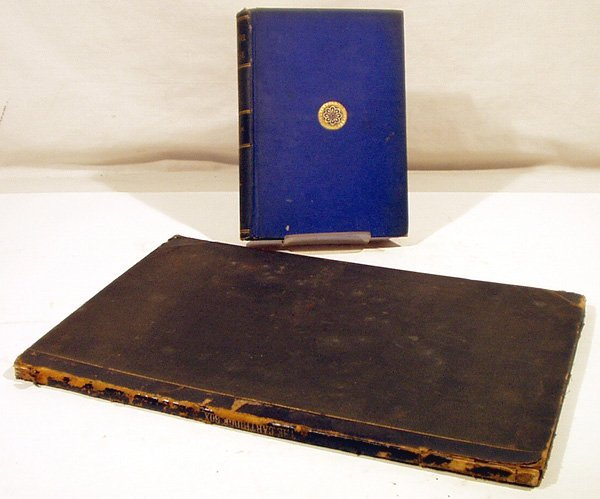 8005: 2V Journals SCRANTON CITY GUARD 1800s Northeast P