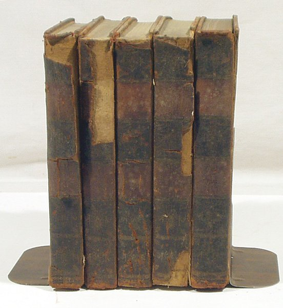 8008: 5V Maximilian de Bethune MEMOIRS 1778 Complete Se