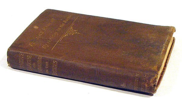 3002: Marston FRANK'S RANCHE 1886 Holiday Rockies Boys