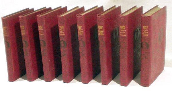 3017: 8V Columbus WASHINGTON IRVING Sketchbook Mahomet