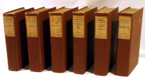 3032: 6V Bronte COMPLETE WORKS OF THE SISTERS BRONTE