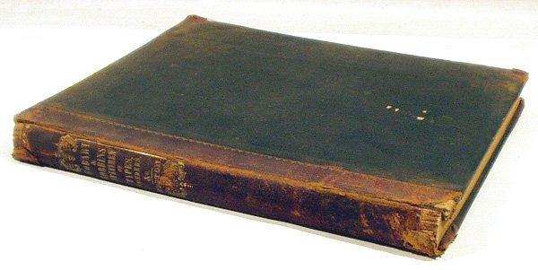 3200: SPECIMEN PRINTING TYPES 1851 New England Foundry