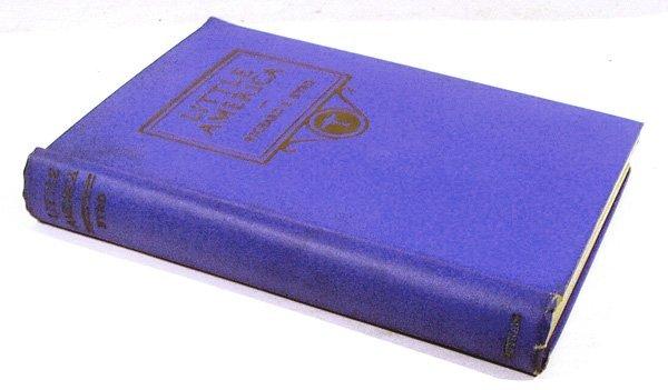 4007: Richard Byrd LITTE AMERICA 1930 Handwritten Story