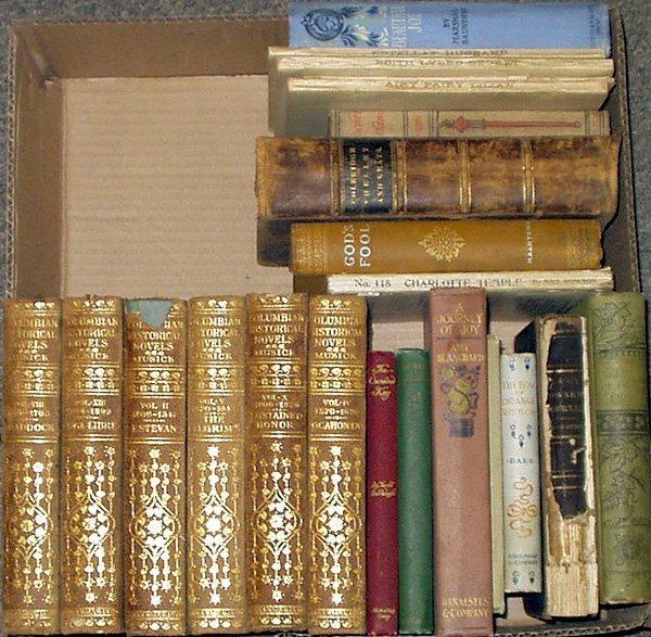 4014: Musick Columbian LITERATURE Barr Blanchard Munn