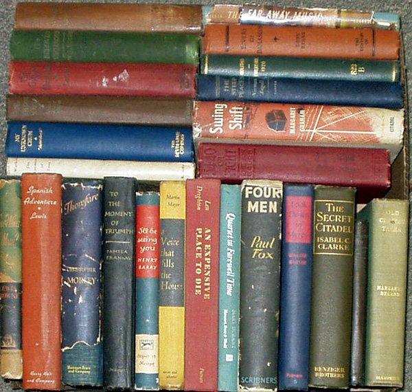 4019: Byrne Graham LITERATURE Deland Clarke Fox Baxter