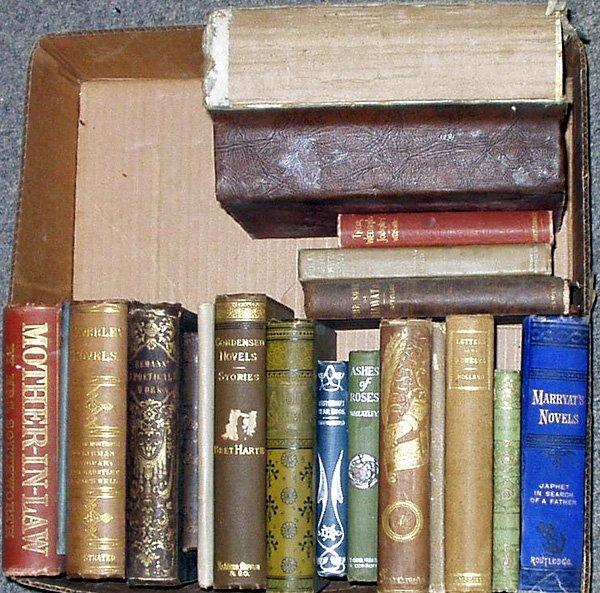 4029: Harte Marryat VINTAGE & ANTIQUE LITERATURE Heman